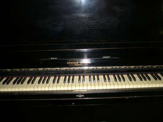 Фортепьяно отдам в Санкт-Петербурге Фото 3