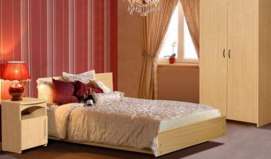 Кровать односпальная Ф-120.02, 90 х 195