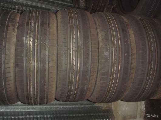 Новые Dunlop 225/50 R17 SP Sport Maxx TT 94W