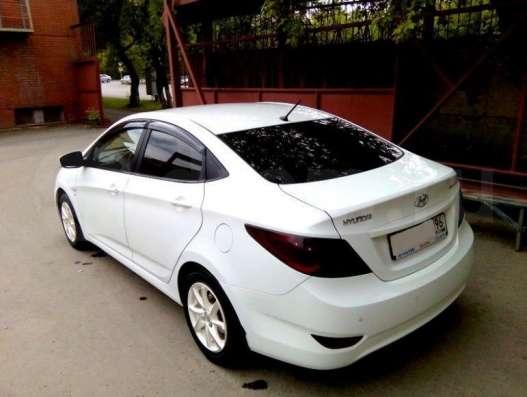 Продажа авто, Hyundai, Solaris, Механика с пробегом 82000 км, в Тюмени Фото 1