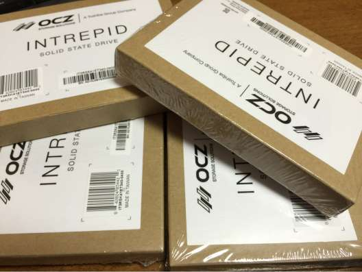 Продам серверные SSD диски в Москве Фото 1