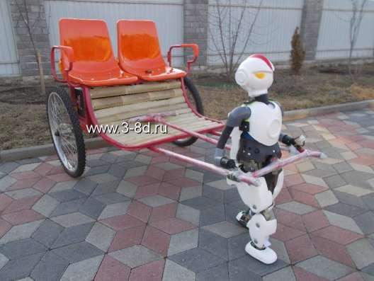 Идея для бизнеса- сдача в прокат Робота Терминатора SX888-2(