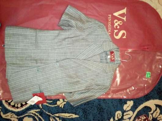 Брючный костюм лен, новый, размер М в г. Астана Фото 4