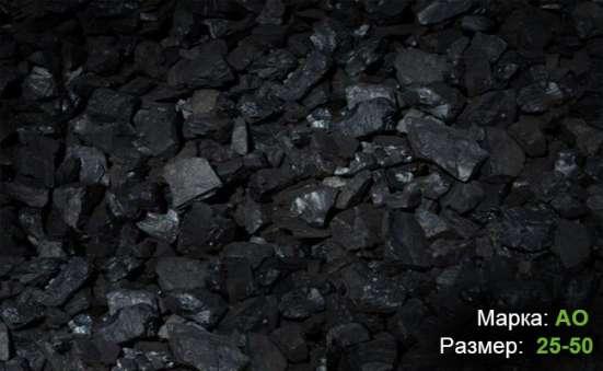 УГОЛЬ марки АП, АС, АК, АКО, АО, АМ в Новокузнецке Фото 1