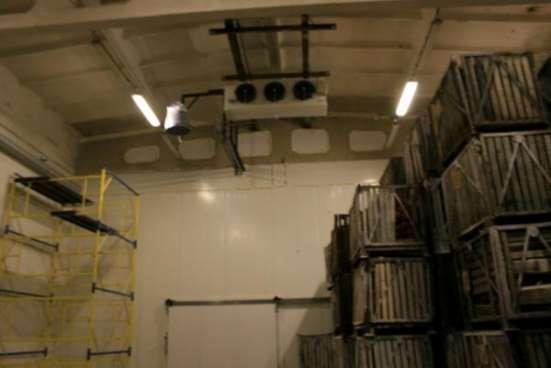 Холодильные камеры для овощей и фруктов.Монтаж,установка. в г. Симферополь Фото 5