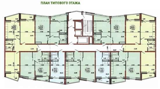 Квартира-студия в развитом районе