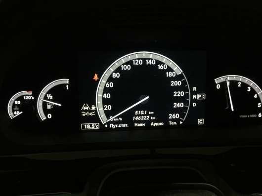 Продажа авто, Mercedes-Benz, S-klasse, Автомат с пробегом 146000 км, в Москве Фото 1
