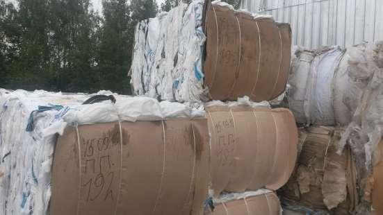 Продам пп биг бэги на переработку в Москве Фото 1