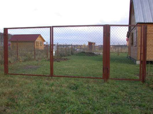 Ворота и калитки на дачу с доставкой в г. Вологда Фото 1