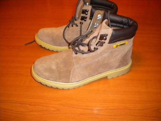 Новые мужские ботинки демисезонные 40 раз полный