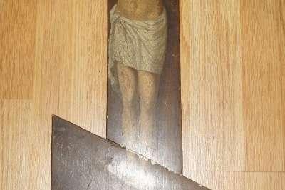 Старый русский поклонный крест. 19 век в Санкт-Петербурге Фото 3
