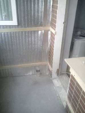 Остекление балконов и лоджий под ключ в Химках Фото 3