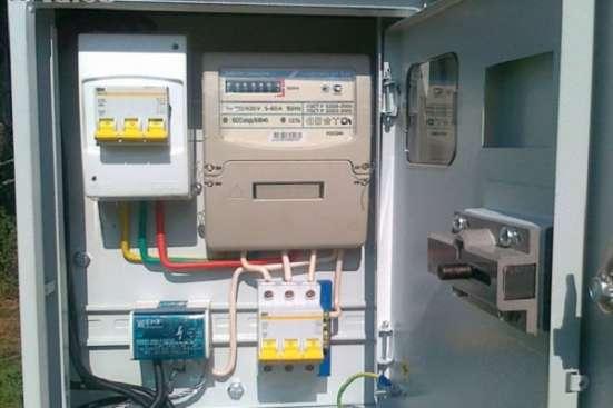 Счетчик электроэнергии: установка, замена