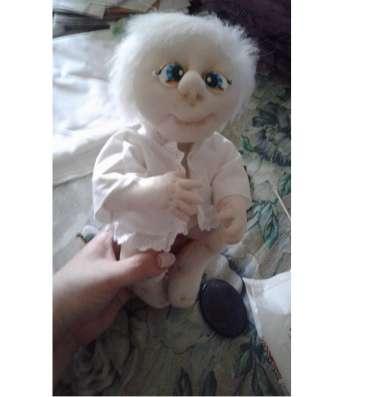 Кукла-младенец - ручная работа