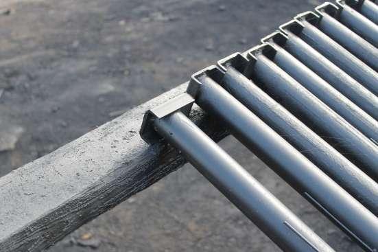 Столбы заборные металлические в Егорьевске Фото 1