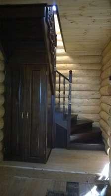 Деревянные лестницы, мебель, элементы интерьера