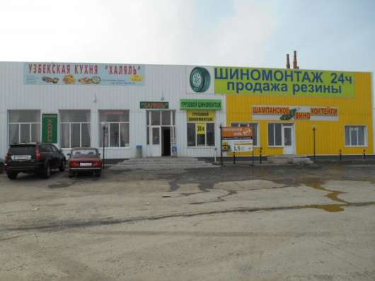 Комплекс (АЗС, кафе, магазин, автомойка, шиномонтаж, мотель) в Рязани Фото 1