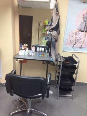 Аренда парикмахерского кресла и маникюрного стола