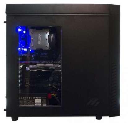 Хороший игровой компьютер MC Gamer Optima Plus II