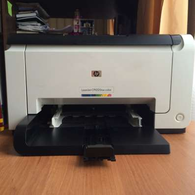 HP LaserJet CP 1025 nw color