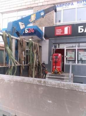 Такелаж крупногабаритных грузов в Красноярске Фото 1