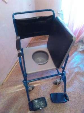Инвалидное кресло -туалет в Санкт-Петербурге Фото 1