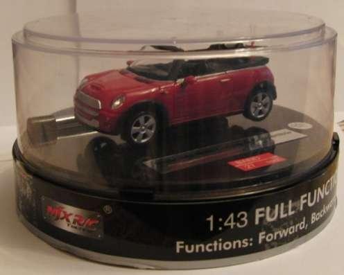 Mini Cooper S Convertible на радиоуправлении