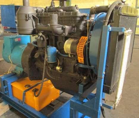Дизельный генератор АД-30 30кВт ММЗ в Екатеринбурге Фото 1