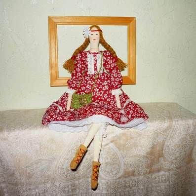 Кукла Тильда Варвара в Ростове-на-Дону Фото 3