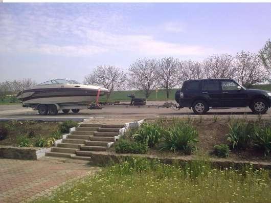 Транспортировка катеров, килевых яхт в г. Керчь Фото 2