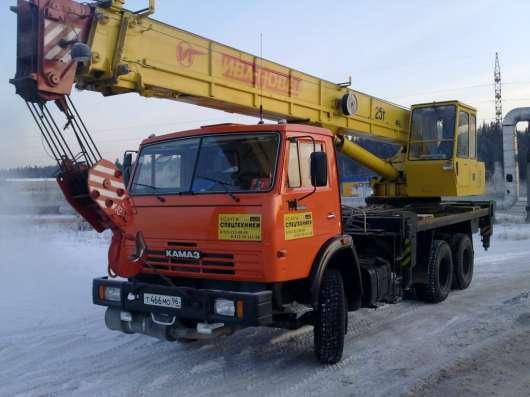 Аренда автокрана 14,16,25,35,50 тонн в Нижнем Тагиле Фото 4