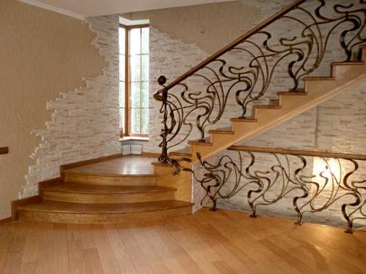 Лестницы, заборы, ворота