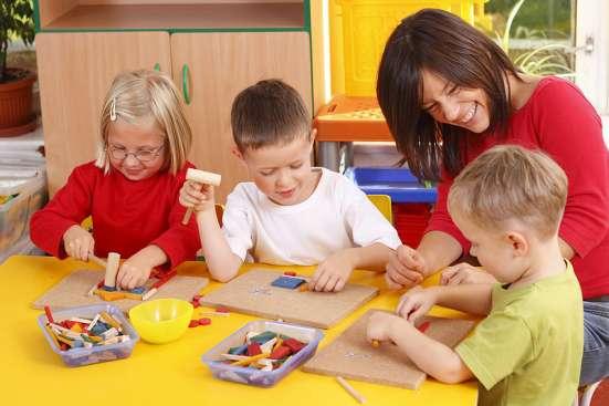 Новый филиал детского сада в Красноярске Фото 1