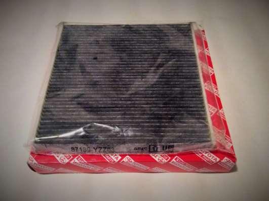 Фильтр салонный 87139-YZZ03 Toyota