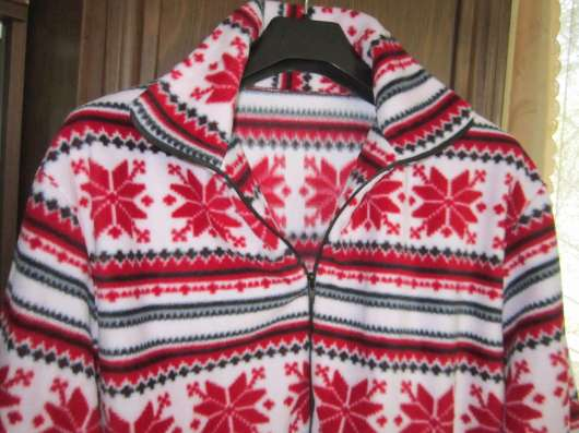 Флисовая куртка (размер-56-58) в Москве Фото 1