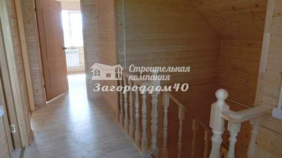 Коттеджи и дома по Киевскому шоссе в Москве Фото 1