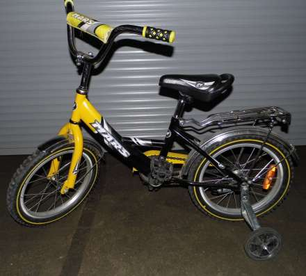 Велосипед Mars колеса 14 дюймов (Марс)