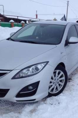 Mazda 6 2011 года