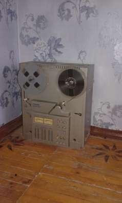 Катушечный магнитофон с ПДУ в Миассе Фото 1