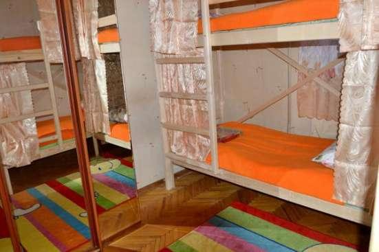 Койко-место в ЧИСТОЙ ПРОСТОРНОЙ трехкомнатной квартире