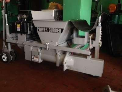Extruder-150 Power Curber 150