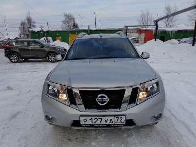 внедорожник Nissan TERRANO 4WD 6MT 2L