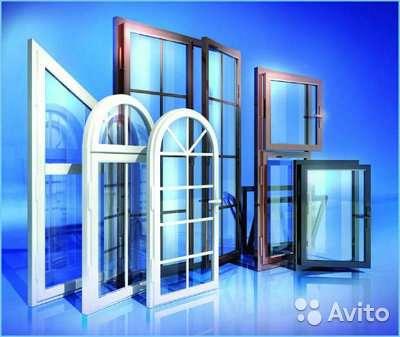 Окна. Двери. Лоджии из ПВХ и Алюминия