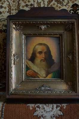 Икона «Господь Вседержитель и Св.Дух».