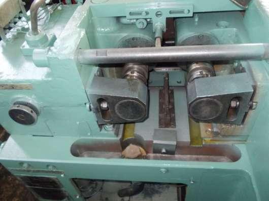 Полуавтомат профиленакатный (резьбонакатный) двухроликовый А в Нижнем Новгороде Фото 2