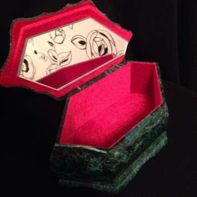 Шкатулка для украшений в Уфе Фото 3