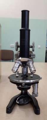 Микроскоп производства Германии 1937г в Воронеже Фото 1