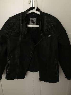 Кожзам куртка мужская размер М