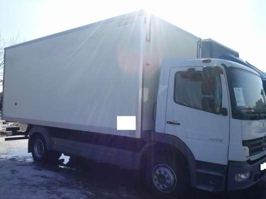 Фургон рефрижератор MERCEDES-BENZ Atego 1218L 2011 г