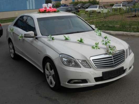 Прокат и аренда автомобилей на свадьбу, свадебный кортеж в Оренбурге Фото 5